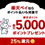 ペイ 西友 楽天 【楽天ペイ】2021年3月のキャンペーン情報まとめ